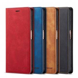Leather Flip A50 A60 A70 A40 A30 A20 A10 A51 A71 Case For Samsung S9 S8 S7 Edge S10 J4 J6 Plus A7 A8 2018 Note 9 10 Magnet Cover