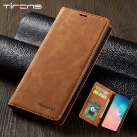 Puzdro pre Samsung S5 S6 S7 EDGE S8 S8 PLUS S8 +, peňaženka, stojan, PU kože