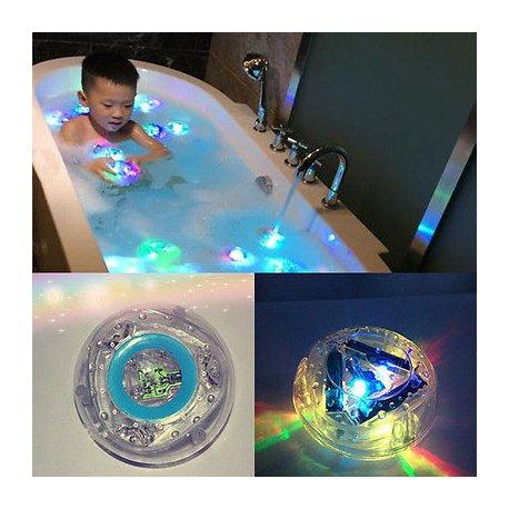 Svítící koule do vany, LED vodotěsná /Poštovné ZDARMA!