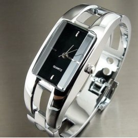 Ladies' wrist watch KIMIO 1601, stainless steel, quartz