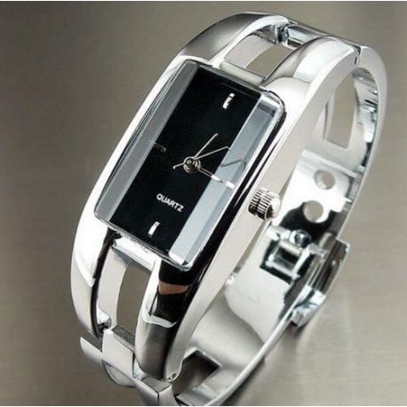 KIMIO 1601 Stylové náramkové hodinky, quartz, růžová a stříbrná (1*377)