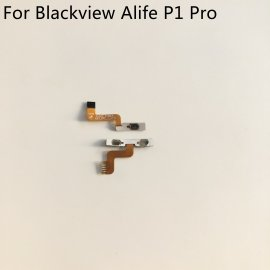 "Used Power On Off Button+Volume Key Flex Cable FPC For Blackview Alife P1 Pro 5.5"" HD 1280x720 MTK6735 Quad Core Smartphone"