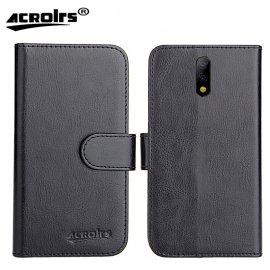 Pouzdro pro Elephone S8, flip, stojánek, peněženka, PU kůže
