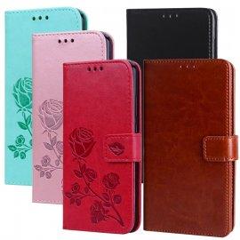 Case for Prestigio Grace V7 B7 P7 S Max X Pro Muze Wize U3 K3 D5 E5 E7 F5 G5 H5 V3 X5 LTE, flip, magnet, wallet, PU leather