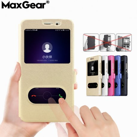 Pouzdro pro Huawei Honor 4X 5X 6X 7X 8X 7A 8A 7C 8 9 10 Lite Mate 20 Pro 7 Mini, flip, stojánek, view window, PU kůže