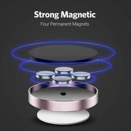 Magnetic Car Phone Holder for Mobile Phones, MP4, PDA iPhone, Universal / FREE Shipping!