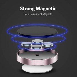 Magnetický držák telefonu do auta pro Mobily, MP4, PDA iPhone, univerzální /Poštovné ZDARMA!