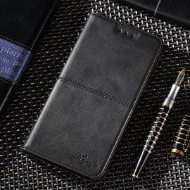 Pouzdro pro Nokia 7 Plus, peněženka, stojánek, PU kůže