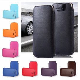 Universal mobile phone case, PU leather / FREE shipping!