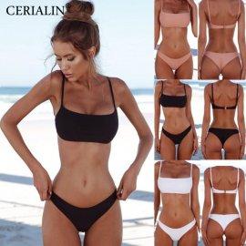 Obľúbené dámske dvojdielne plavky, bikini / Poštovné ZADARMO!