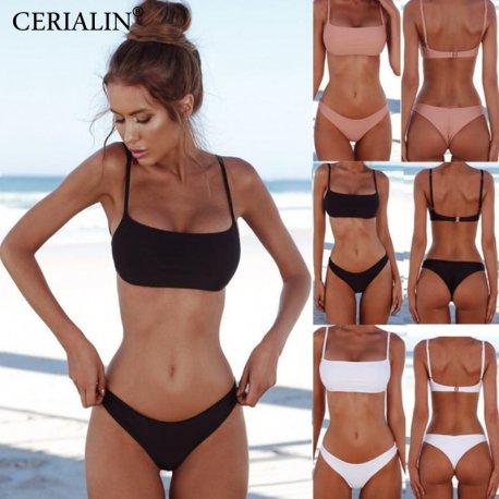 Oblíbené dámské dvoudílné plavky, bikini /Poštovné ZDARMA!
