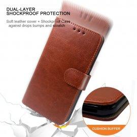 Pouzdro pro Lenovo K5 Play, flip, stojánek, peněženka, PU kůže