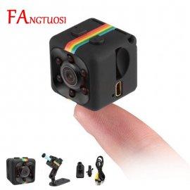 1080p sq11 mini kamera s nočním viděním, pohybový sensor, baterie, MicroSD, USB /Poštovné ZDARMA!