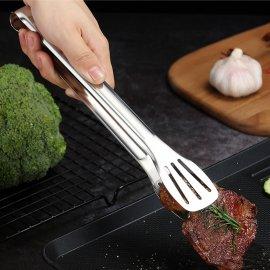 Kvalitní kuchyňské a grilovací kleště, nerez ocel /Poštovné ZDARMA!
