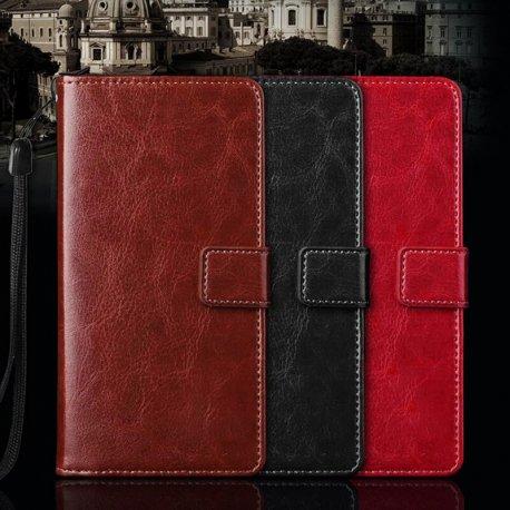 Pouzdro pro Asus Zenfone 2 ZE500CL, flip, stojánek, peněženka, PU kůže