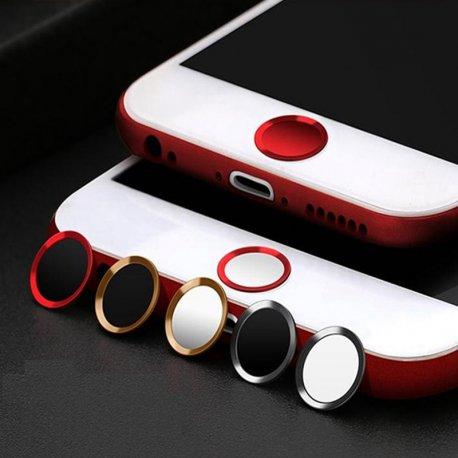 Nálepka na tlačítko HOME Touch ID pro iPhone 8 7 6 6S Plus 5S SE 5 iPad Air 2 3 4 Mini