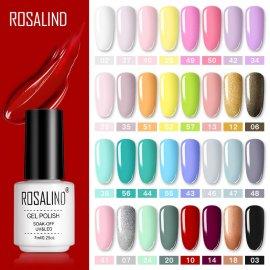 Rosalind Gélový lak na nechty UV LED / Poštovné ZADARMO!