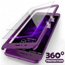 360 stupňů pouzdro pro Samsung Galaxy A71 A51 A31 A41 A11 A70 A60 A50 A30 A20 A8 A6 Plus 2018 S9 S8 S10 Plus S7 Edge včetně skla