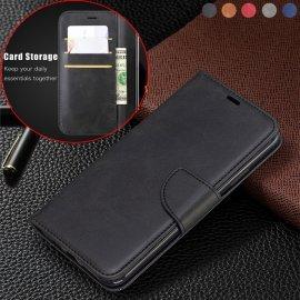 Kožené Pouzdro pro Xiaomi Redmi Note 9 Pro 8T 7 6 5 4 9 8 8A 7 7A 6 6A 5 5 Plus K20 K30 F1, flip, stojánek /Poštovné ZDARMA!