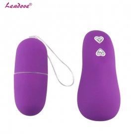 Dárek pro ženu - luxusní vibrační vajíčko s dálkovým ovladačem, 20 rychlostí /Poštovné ZDARMA!