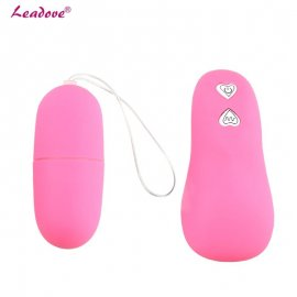 Gift for a woman - luxury vibrating egg with remote control, 20 speeds / FREE shipping!