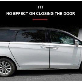 Ochrana dveří automobilu - délka 1M /Poštovné ZDARMA!