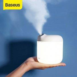 BASEUS Zvlhčovač vzduchu 600ml Noční světlo Inteligentní vypnutí 2 mody /Poštovné ZDARMA!
