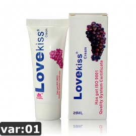 Sex lubricant lubricating gel 25/30 / 50ml water-based / FREE shipping!