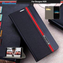 Puzdro pre Doogee N20, flip, peňaženka, stojan, PU koža /Poštovné ZADARMO!