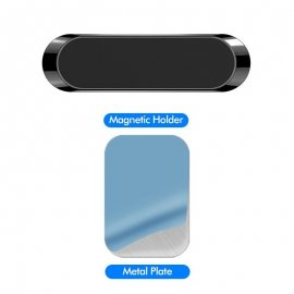 ROCK Magnetic Car Phone Holder for Mobile Phones, MP4, PDA iPhone, Universal / FREE Shipping!