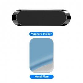ROCK Magnetický držák telefonu do auta pro Mobily, MP4, PDA iPhone, univerzální /Poštovné ZDARMA!
