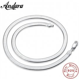Silver chain 45cm / 50cm / 55cm / FREE shipping!