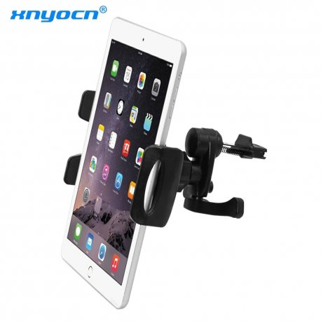 """Držák pro Tablety do auta, GPS, MP5, iPad, Samsung Galaxy Tab atd. uiniverzální / polohovatelný / do mřížky ventilace / do 11"""""""