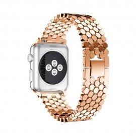 Nerezový pások pre Apple Watch 5 4 3 2 1 / Poštovné ZADARMO!