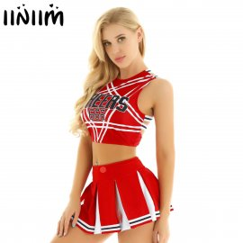 Sexy Cheerleader Costume / FREE Shipping!