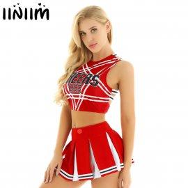 Sexy Cheerleader Costume / FREE Shipping!