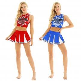 Sexy kostým roztlieskavačky Cheerleader / Poštovné ZADARMO!