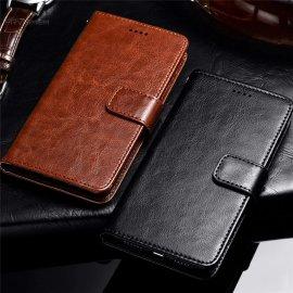 Pouzdro pro iPhone 5S SE 5SE 6S Plus iPhone 7, stojánek, peněženka, magnet, PU kůže