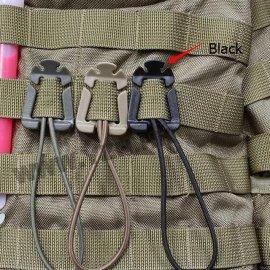 2ks Karabina pro uchycení předmětů na batoh outdoor camping /Poštovné ZDARMA!