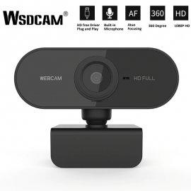 Web kamera webka HD 1080P CMOS, mikrofon, AF, PnP /Poštovné ZDARMA!