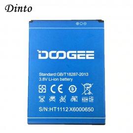 Baterie pro DOOGEE X6 DOOGEE X6 PRO, 3000mAh, original /Poštovné ZDARMA!