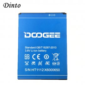 Battery for DOOGEE X6 DOOGEE X6, 3400mAh, original