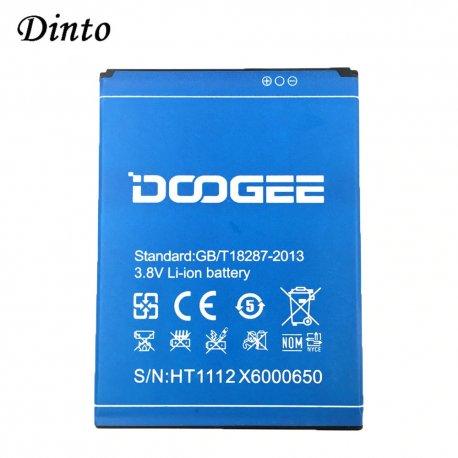 Baterie pro DOOGEE X6 DOOGEE X6 PRO, 3400mAh, or
