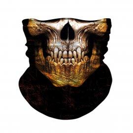 3D Moto maska na obličej, Balaclava, větruodolná, Anti UV /Poštovné ZDARMA!