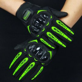 Motorcycle gloves PU leather / FREE Shipping!