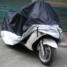 Plachta na motorku, skutr, proti vode, vetru, UV žiareniu, prachu, vnútorná / vonkajšia / Poštovné ZADARMO!