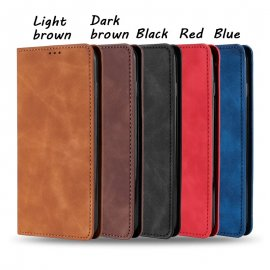 Puzdro pre Ulefone S7 S8 S10 S1 Pro Power 3 3S 6, flip, peňaženka, stojan, magnet, PU koža / Poštovné ZADARMO!