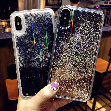 Liquid Case for iPhone X / FREE Shipping!