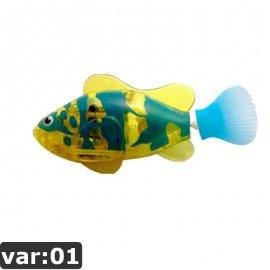 Robotická ryba, roboryba / Poštovné ZADARMO!