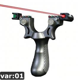 Profesionální silný lovecký prak s laserem /Poštovné ZDARMA!